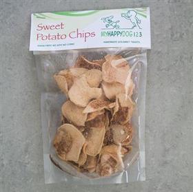 My Happy Dog 123 Sweet Potato Chips