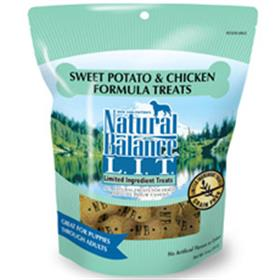 Natural Balance Limited Ingredient Chicken and Sweet Potato Treats