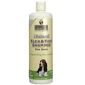 Natural Chemistry Natural Flea Tick Shampoo for Dogs