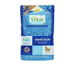 Natures Logic Distinction Sardine Recipe Dry Dog Food