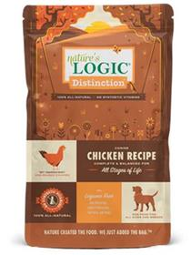 Natures Logic Dog Distinction Dry Chicken Dog Food