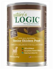 Natures Logic Natural Chicken Cans