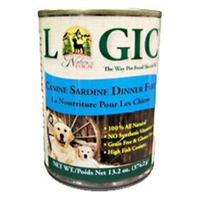 Natures Logic Natural Sardine Can