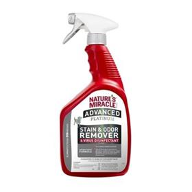 Natures Miracle Advanced Platinum Stain and Odor Remover
