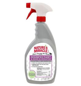 Natures Miracle Disinfectant Odor Eliminator