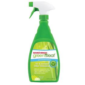 Natures Miracle Green Leaf Air and Surface Odor Eliminator