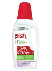 Natures Miracle Stain Odor Remover Dog Lavender