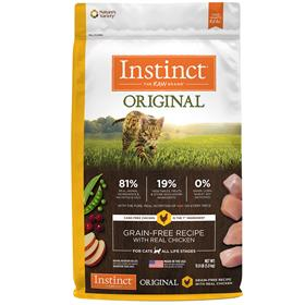 Natures Variety Instinct Original Grain Free Recipe with Real Chicken for Cats
