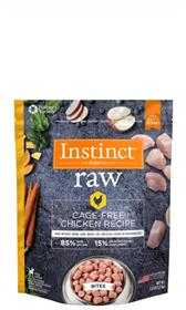 Natures Variety Instinct 85 15 Raw Cage Free Chicken Recipe for Dogs Bites