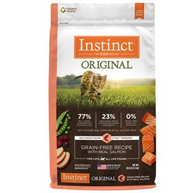 Natures Variety Instinct Original Grain Free Recipe with Real Salmon for Cats