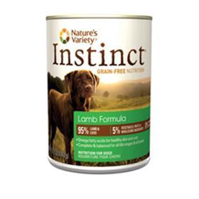 Natures Variety Instinct Lamb Formula