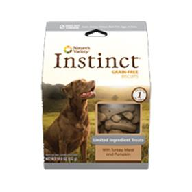 Natures Variety Instinct Limited Ingredient Turkey Biscuits