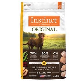 Natures Variety Instinct Original Grain Free Recipe with Real Chicken