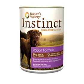 Natures Variety Instinct Rabbit Formula Canned