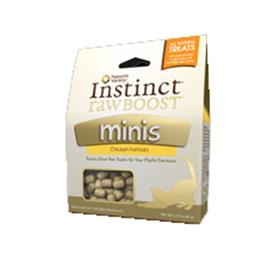 Natures Variety Instinct Raw Boost Chicken Minis Cat Treats
