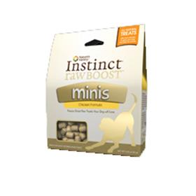 Natures Variety Instinct Raw Boost Chicken Minis Dog Treats