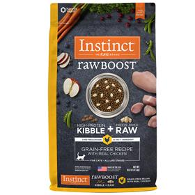Natures Variety Instinct Raw Boost Grain Free Recipe with Real Chicken for Cats