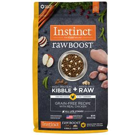 Natures Variety Instinct Raw Boost Grain Free Recipe with Real Chicken