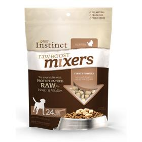 Natures Variety Instinct Raw Boost Mixers Turkey for Dogs