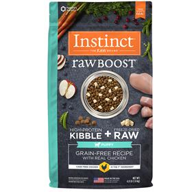 Natures Variety Instinct Raw Boost Puppy Grain Free Recipe with Real Chicken
