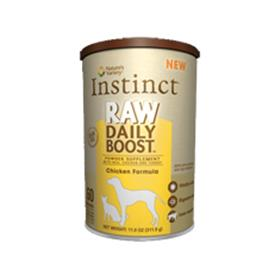 Natures Variety Instinct Raw Daily Boost Chicken Formula
