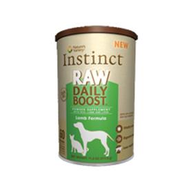Natures Variety Instinct Raw Daily Boost Lamb Formula