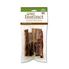 Natures Variety Instinct Roasted Beef Sticks
