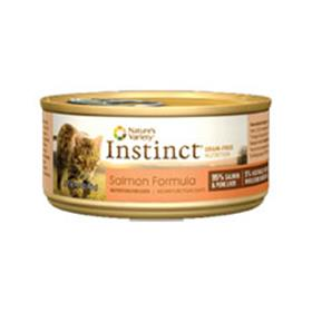 Natures Variety Instinct Salmon Cat Cans