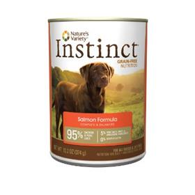 Natures Variety Instinct Salmon Dog Cans