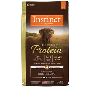 Natures Variety Instinct Ultimate Protein Cage Free Duck Recipe