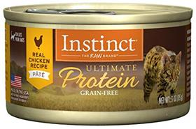 Natures Variety Instinct Ultimate Protein Chicken Canned Cat Food