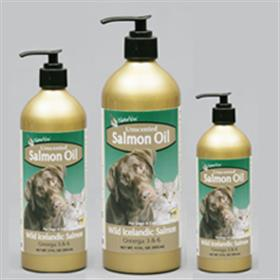 NaturVet Unscented Salmon Oil