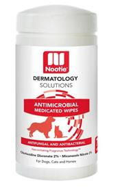 Nootie Antimicrobial Medicated Wipes