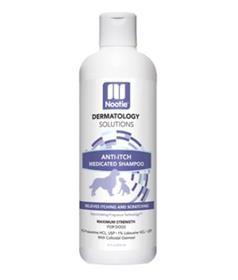 Nootie Medicated Anti Itch Dog Shampoo