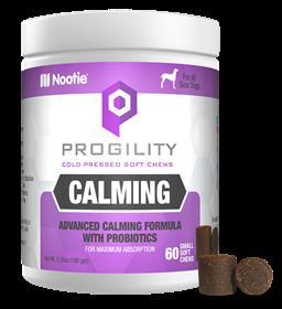 Nootie Progility Calming Aid Soft Chews
