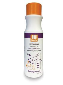 Nootie Restoring Argan Oil Shampoo Soft Lilly Passion