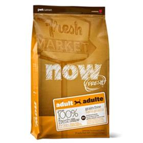 Petcurean NOW Grain Free Adult Dog Food