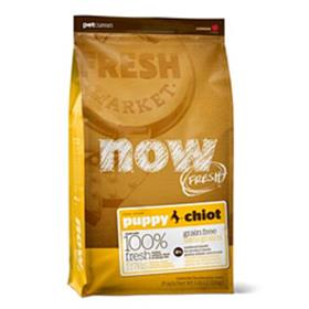 Petcurean NOW Grain Free Puppy Food