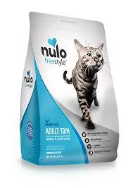 Nulo Freestyle Adult Trim Salmon and Lentils Cat Dry Food
