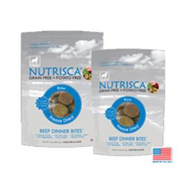 Nutrisca Freeze Dried Beef Bites