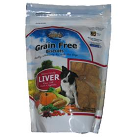 NutriSource Grain Free Liver Dog Biscuits