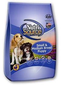 Nutrisource Small and Medium Breed Puppy Chicken and Rice