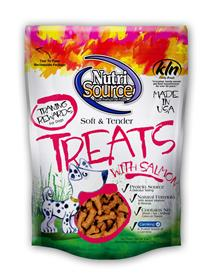 NutriSource Soft and Tender Salmon Treats