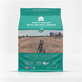 Open Farm Ancient Grains High Protein Puppy Food