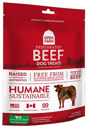 Open Farm Dehydrated Beef Treats