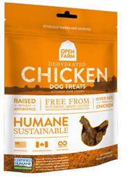 Open Farm Dehydrated Chicken Treats