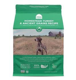 Open Farm Homestead Turkey Ancient Grains Dry Dog Food