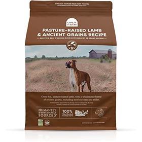 Open Farm Pasture Raised Lamb Ancient Grains Dry Dog Food
