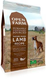 Open Farm Pasture Raised Lamb Dry Dog Food