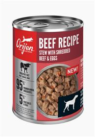 Orijen Beef Stew with Shredded Beef and Eggs Wet Dog Food